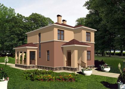 Дом «Центральный 115»