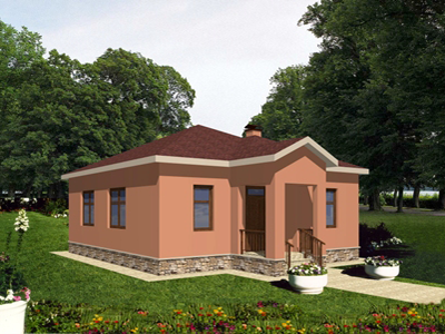 Дом «Центральный 74-М»