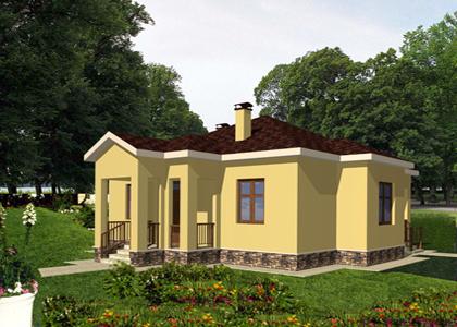 Дом «Центральный 90-М»