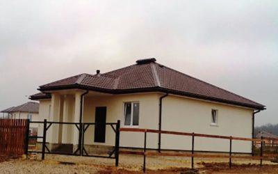 Строятся 2 новых дома Ц74М и Ц90М